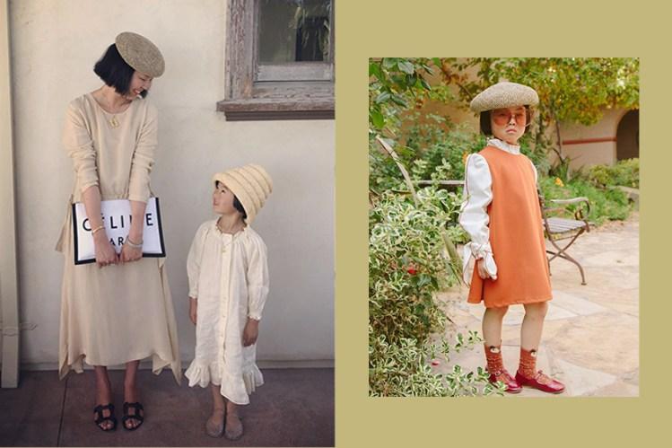 「媽,我要跟妳穿一樣!」這對媽媽和女兒不只髮型一樣,低飽和度穿搭更療癒到讓人按下追蹤!