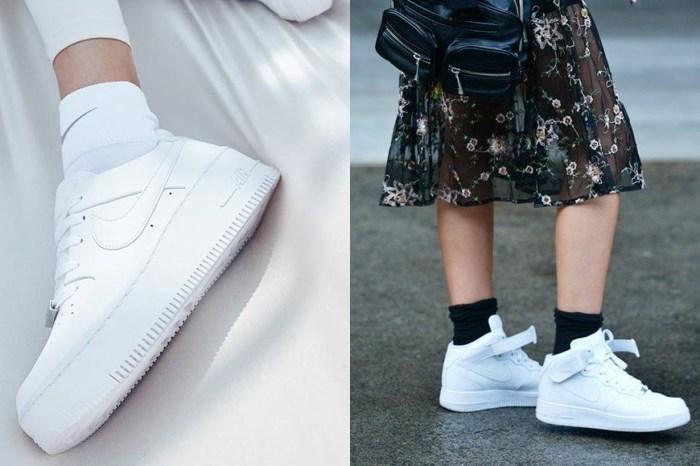 12 張圖了解 Nike Air Force 1,白波鞋史上最重要的一雙經典!