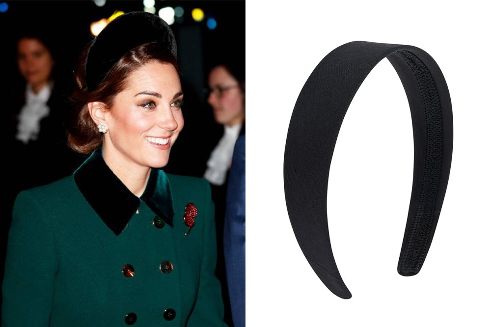 Accessorize Simple Alice Band Kate Middleton