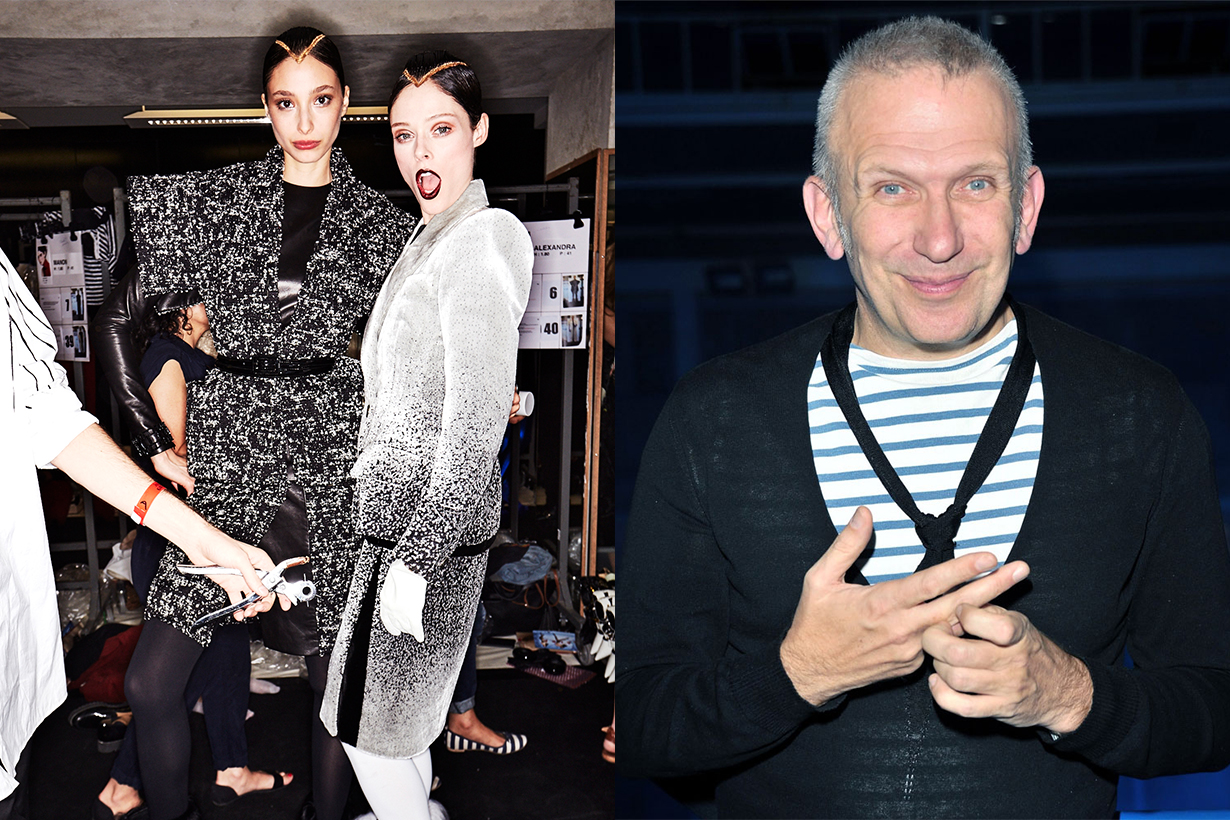 Jean Paul Gaultier Officially Quits Fur