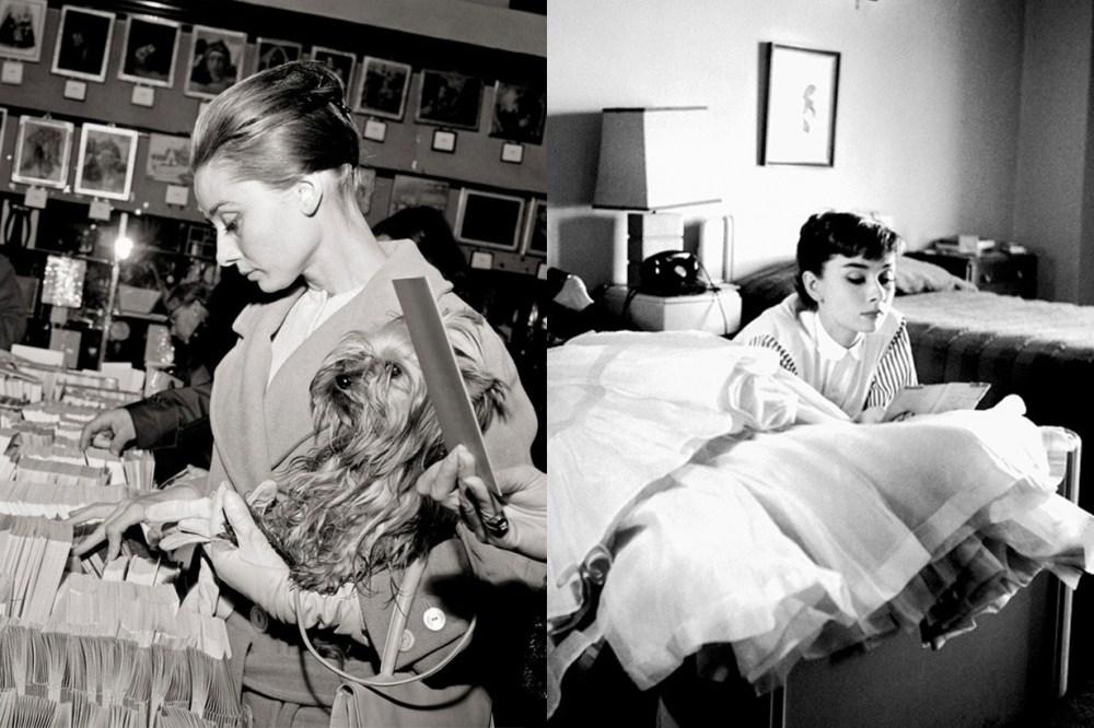 Audrey Hepburn Read Books