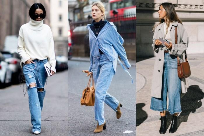 忘掉顯胖的緊身牛仔褲吧!直接複製潮人的 Baggy Jeans 6 大穿搭法