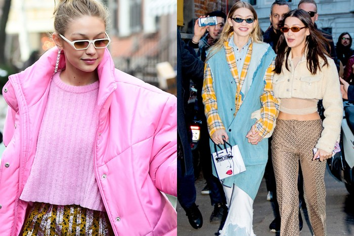 #VS 綵排前夕:Gigi Hadid 這身羊毛外套打扮,絕對要收藏在秋冬造型靈感本!