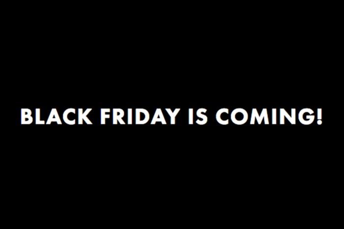 Black Friday 2018 網店減價日!別錯過這些大型時尚網站的折扣優惠