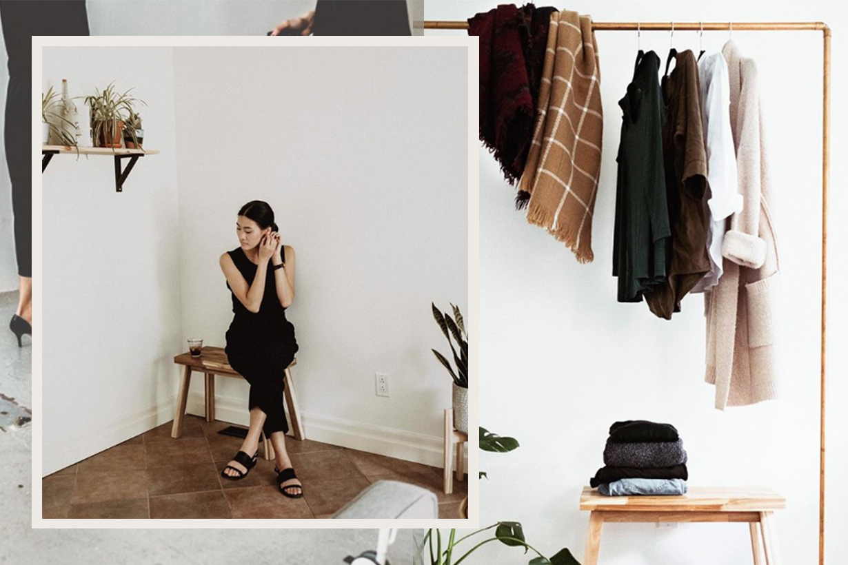Minimalist Style Blogger Candice Tay
