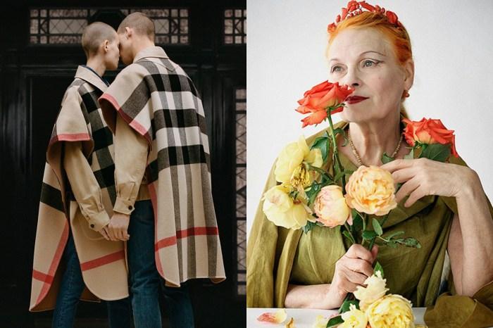 兩大英倫 DNA 擦出驚喜火花:Burberry X Vivienne Westwood 系列神秘曝光!