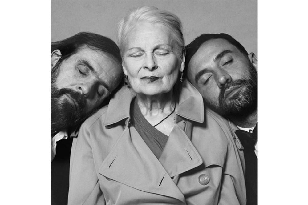 Burberry, Vivienne Westwood Riccardo Tisci