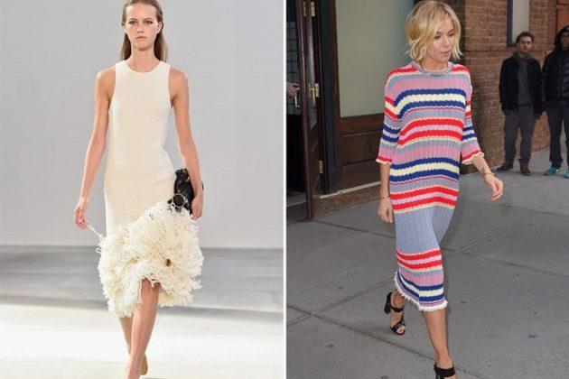 Celine-knit-dress