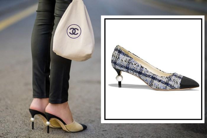 Chanel 亞洲首間鞋子專賣店進駐香港,想把新鞋子全部打包回家!