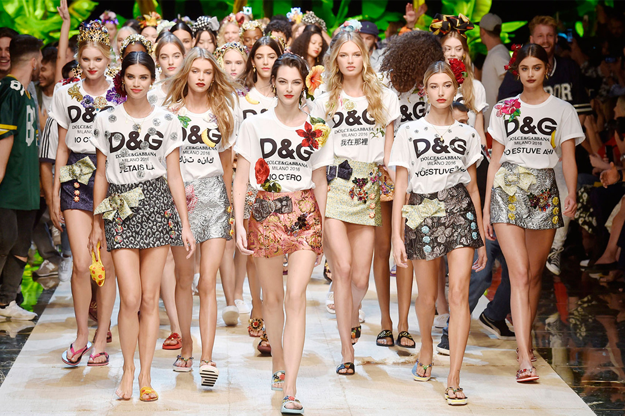 YNAP Drops Dolce & Gabbana Following Major Chinese Retailers