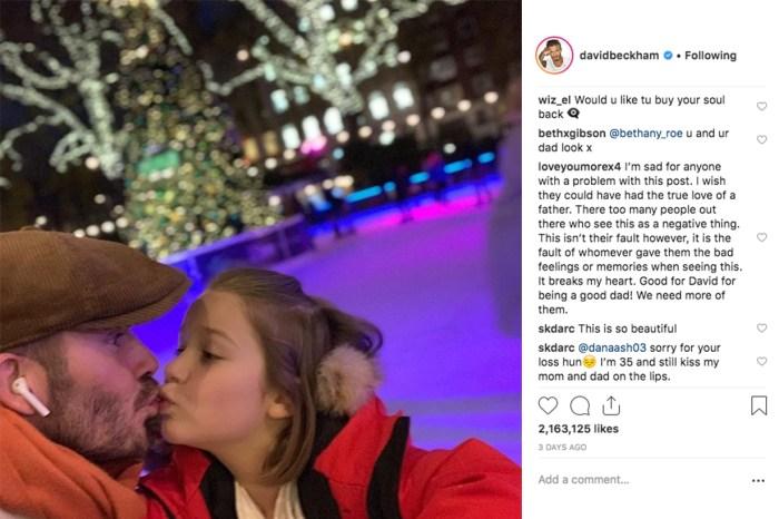 「這是錯誤和亂倫!」碧咸親吻女兒惹爭議,網民神護航:「先管好世界其他錯誤吧。」