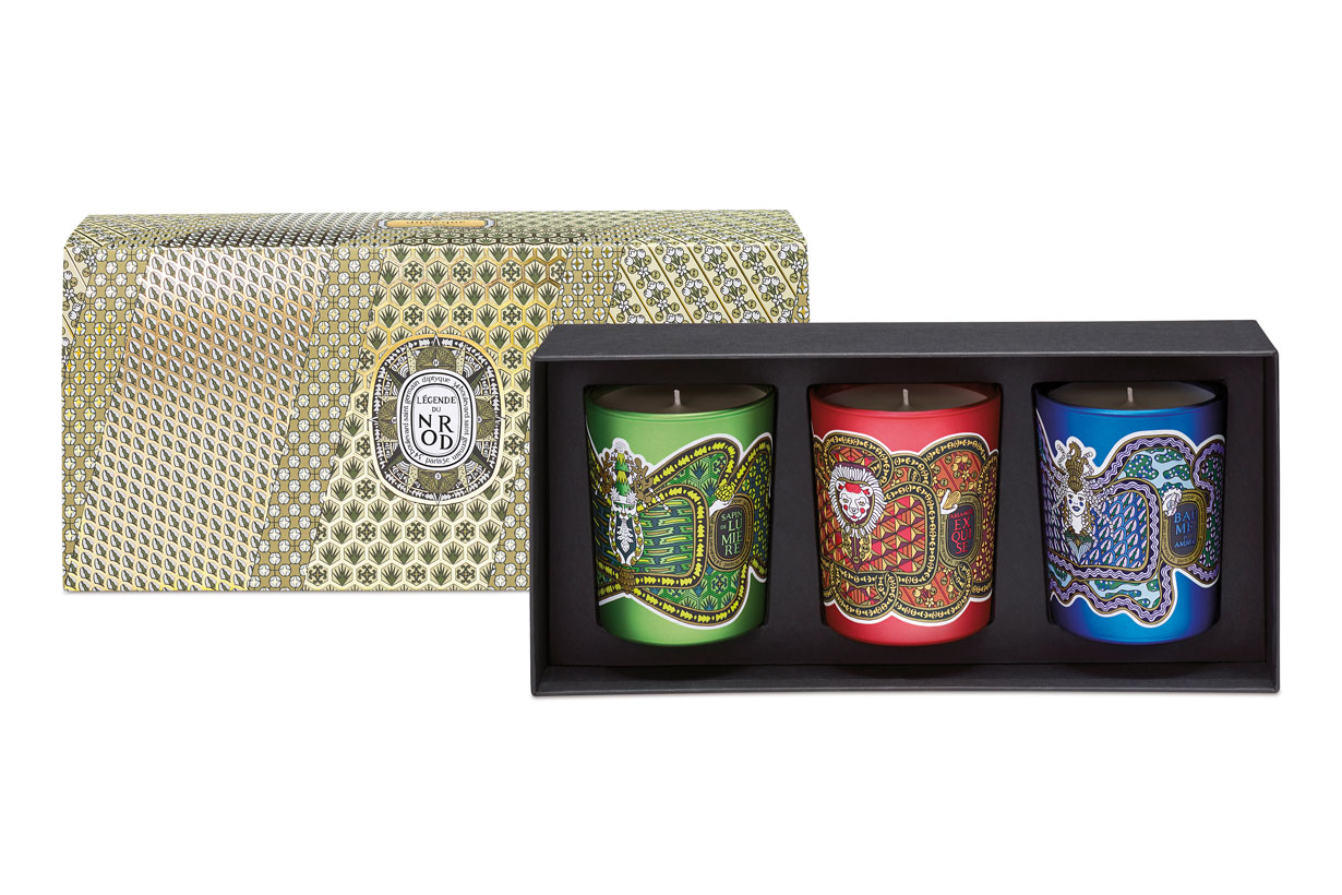 Diptyque X Pierre Marie Christmas Collection 2018