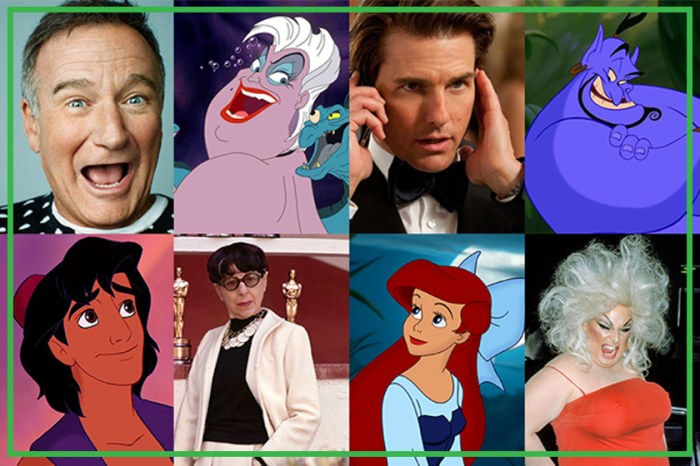 也太相似了吧!想不到這些迪士尼經典角色原來真有其人!