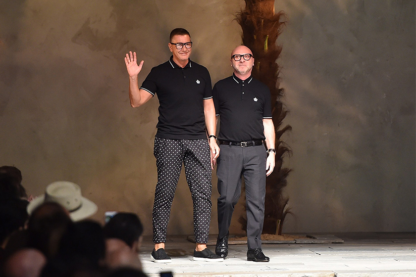 dolce-and-gabbana-china-racism instagram conversation leak out