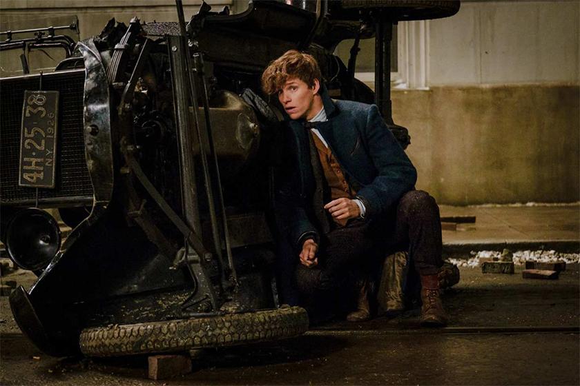 Eddie Redmayne revealed Fantastic Beasts The Crimes of Grindelwald delected scenes