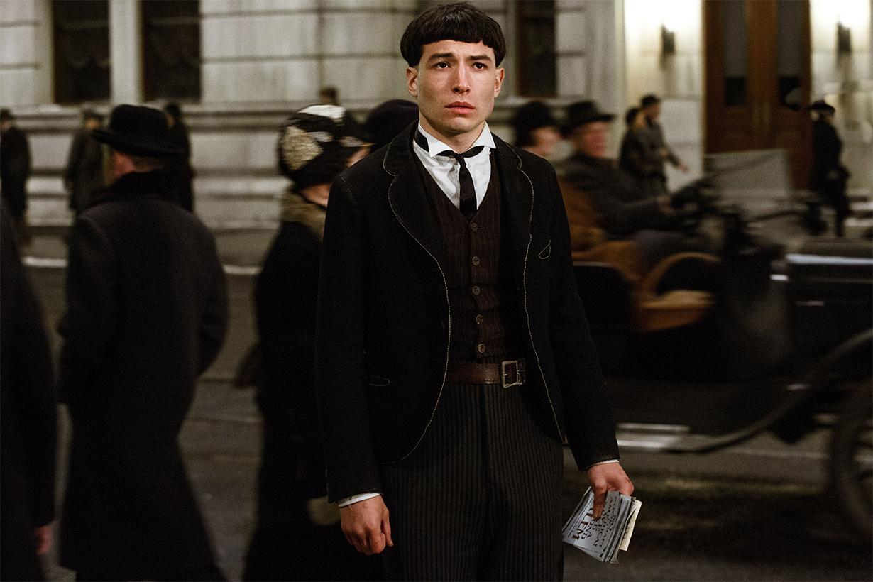 Ezra Miller Queer Actor of Fantastic Beast
