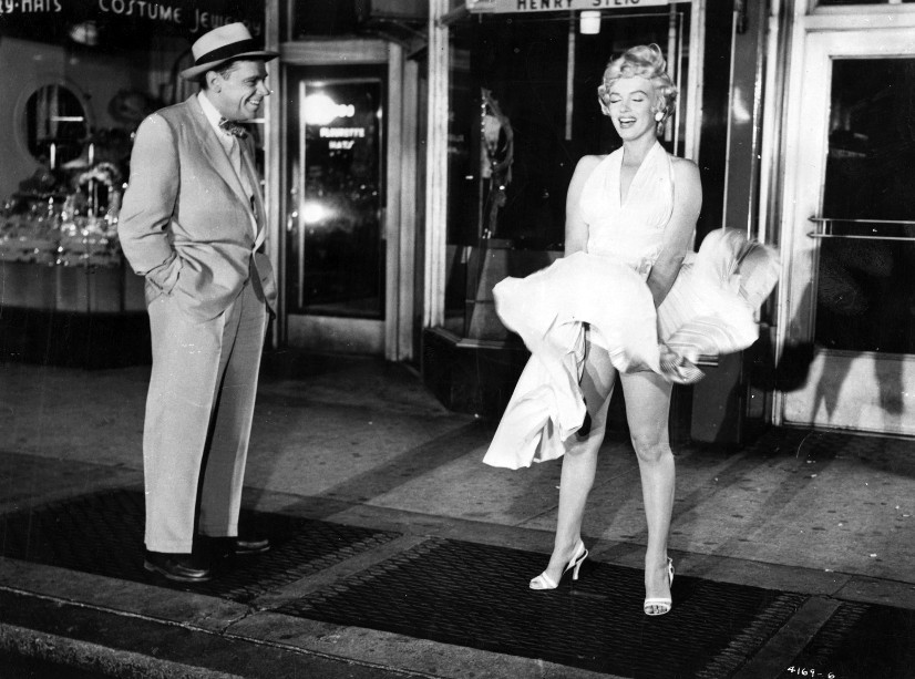 Facts About Marilyn Monroe White Dress