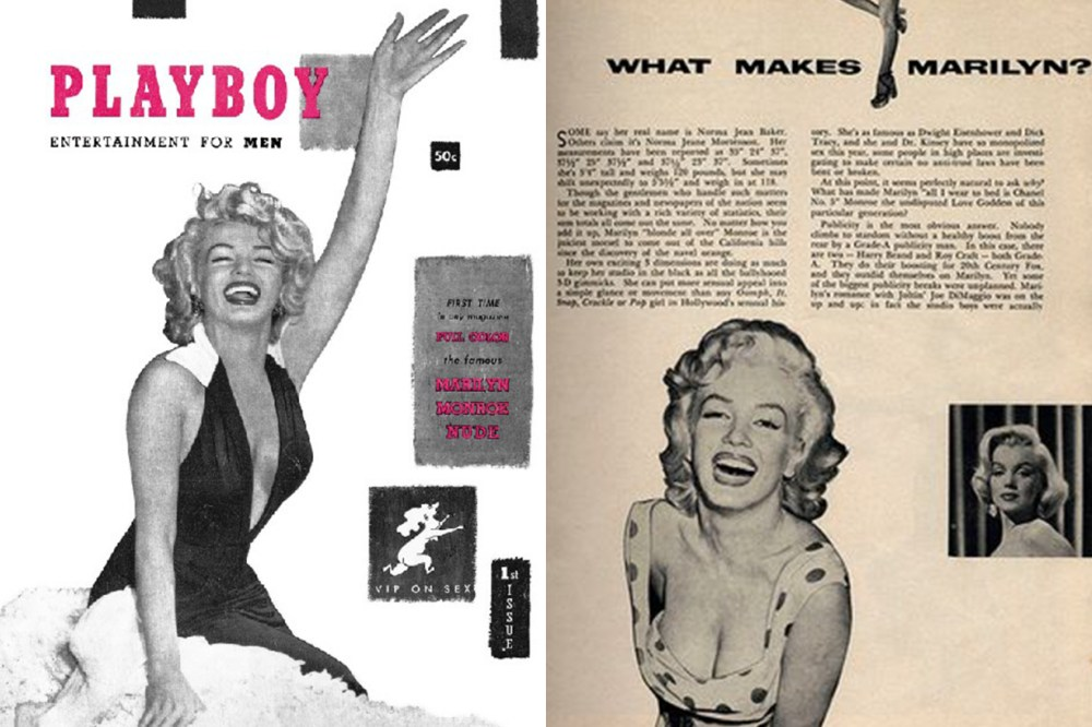 Facts About Marilyn Monroe PlayBoy Cover