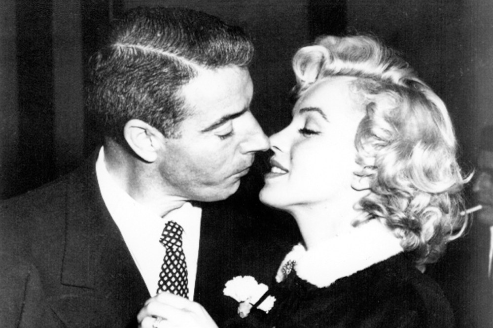 Facts About Marilyn Monroe Joe DiMaggio