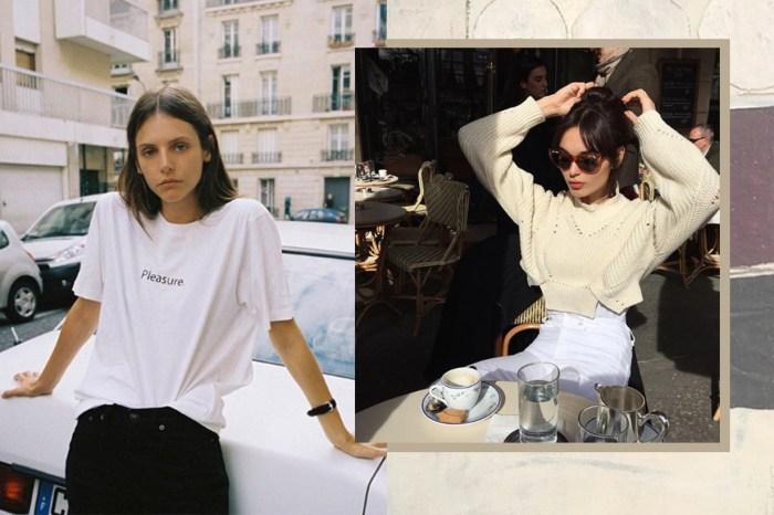 法國女生看了皺眉的 5 種衣著,連我們的日常必備都榜上有名!