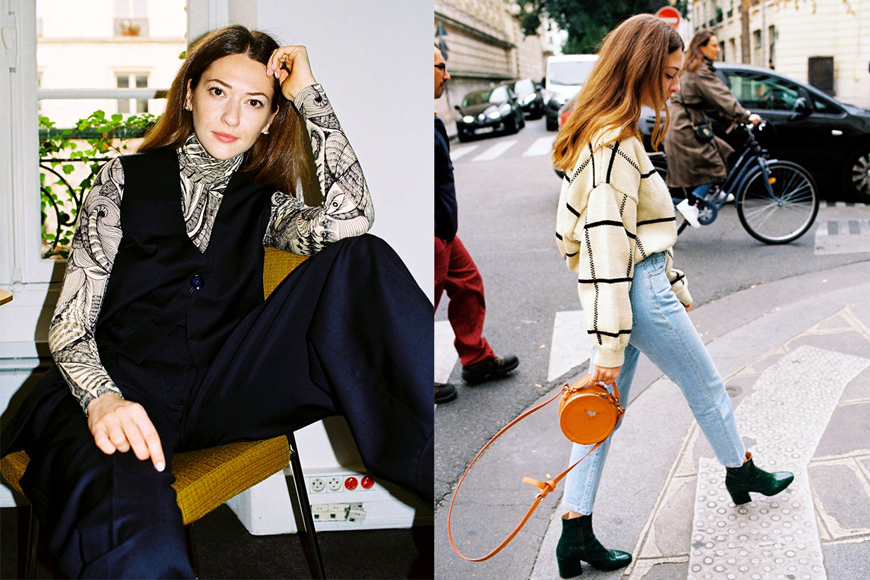 Parisian Work Outfits Style