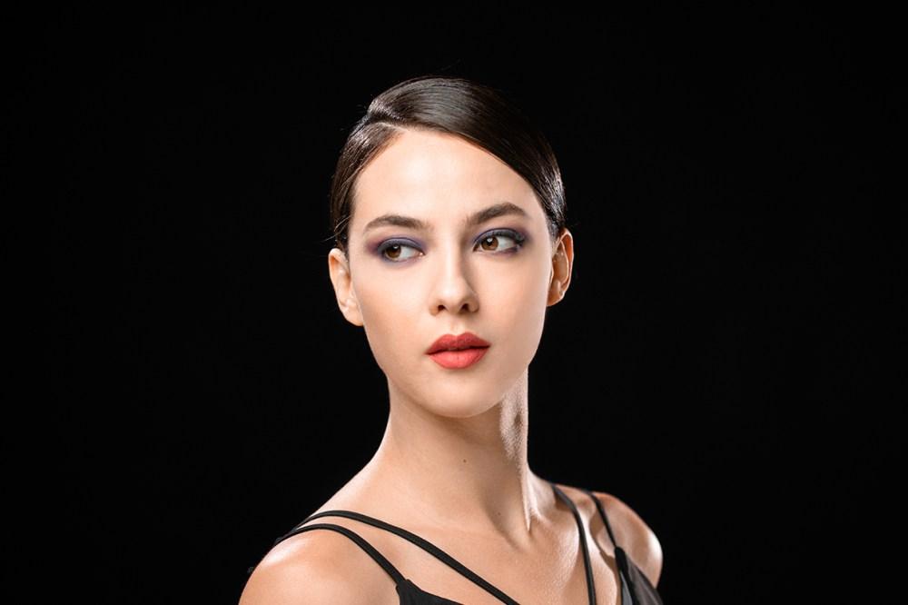 GIORGIO ARMANI Beauty ROUGE D'ARMANI MATTE_makeupdemo