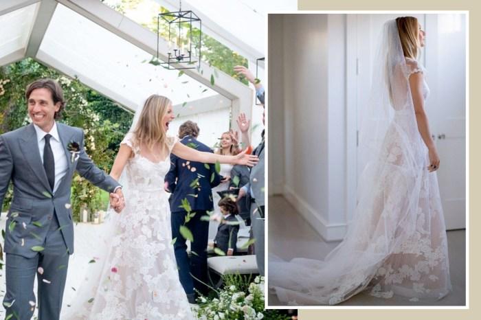 Gwyneth Paltrow 婚禮細節公開,這大概是所有女孩的夢想範本吧!