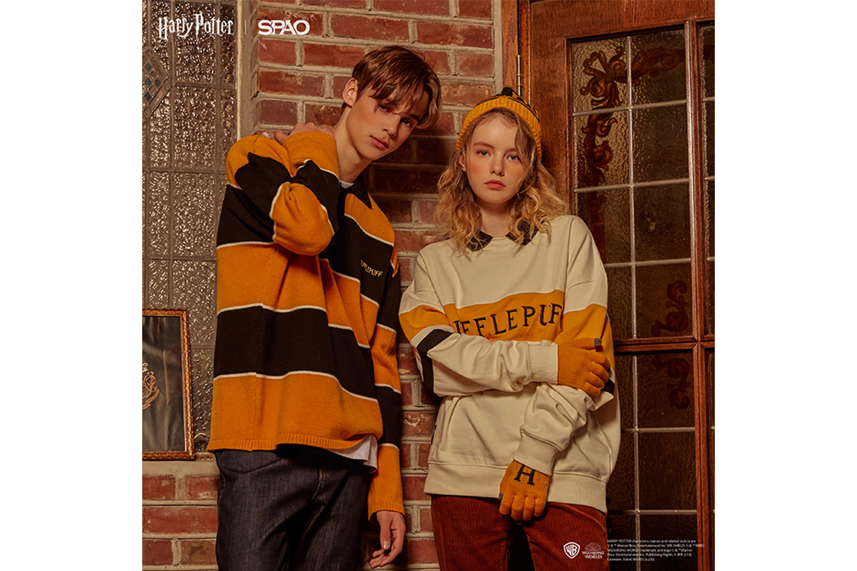 SPAO X Harry Potter Collection 2018