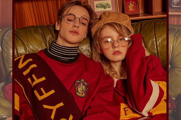《哈利波特》迷注意!韓國品牌 SPAO X Harry Potter 服裝系列,明日正式上線開賣!