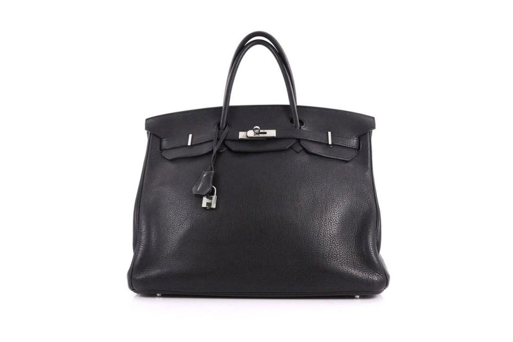 Hermes Birkin Handbag Rebag