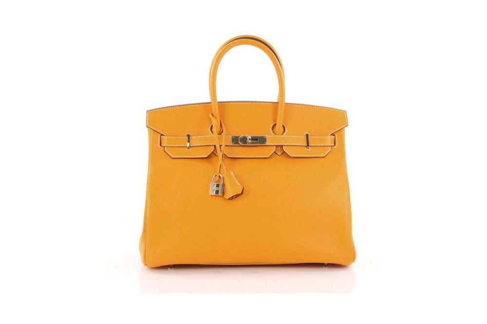 Hermes Candy Birkin Handbag