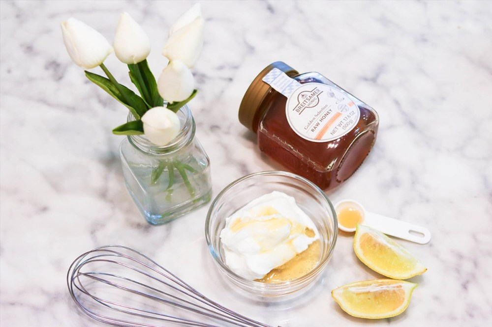 DIY Honry Mask Skin Care