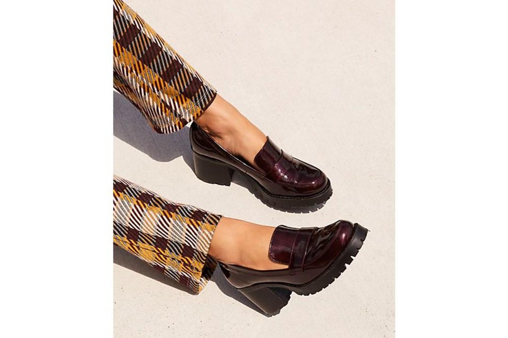 Jane and the Shoe Lexden Block Heel Loafers