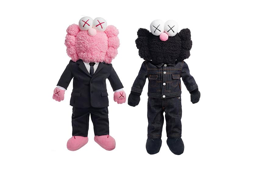 KAWS x Dior BFF doll