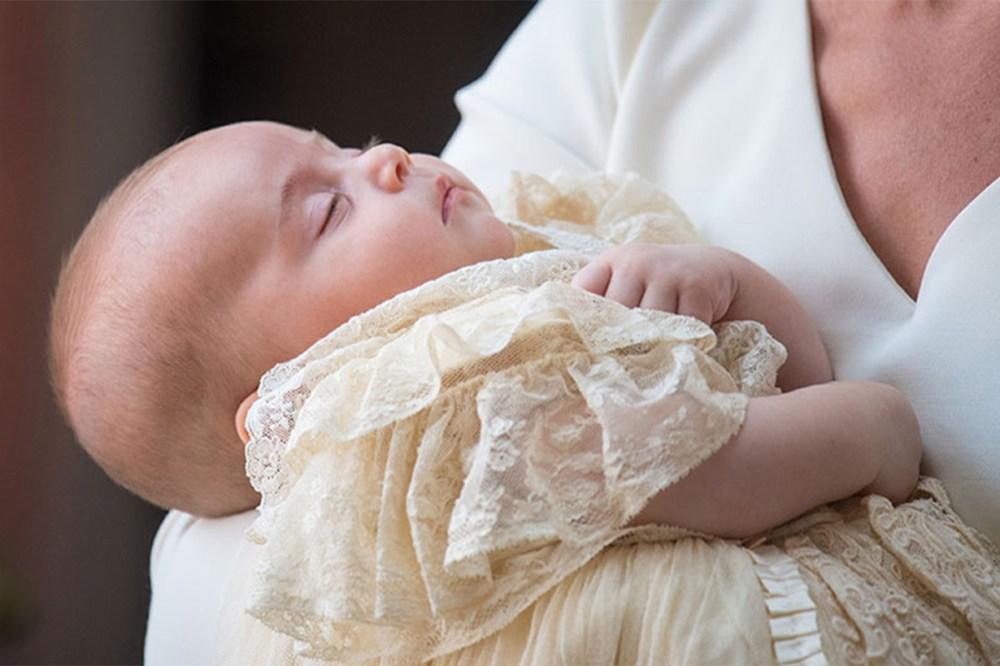 Kate-Middleton-Prince-Louis Christening