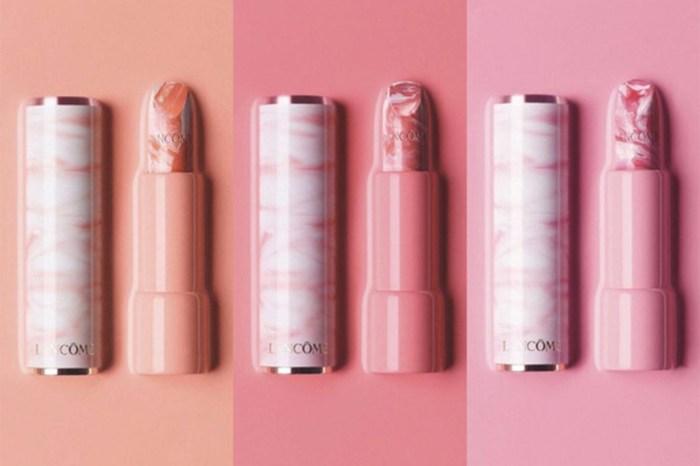 Lancôme 將推「玫瑰大理石紋」唇膏!消息一出讓「紋控」為之瘋狂