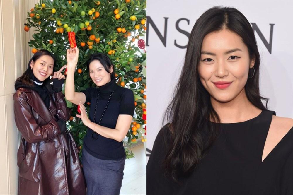 Liu Wen Chinese New Year Instagram