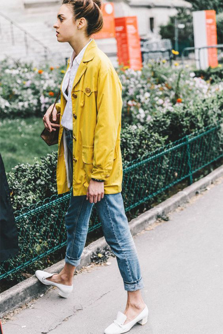 Loafers With Heels Trend