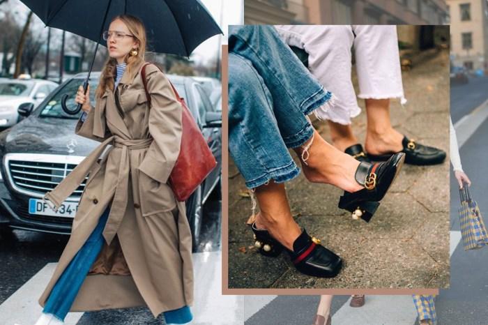 街頭突然湧現變奏版樂福鞋?你以為老套其實是復古時尚!