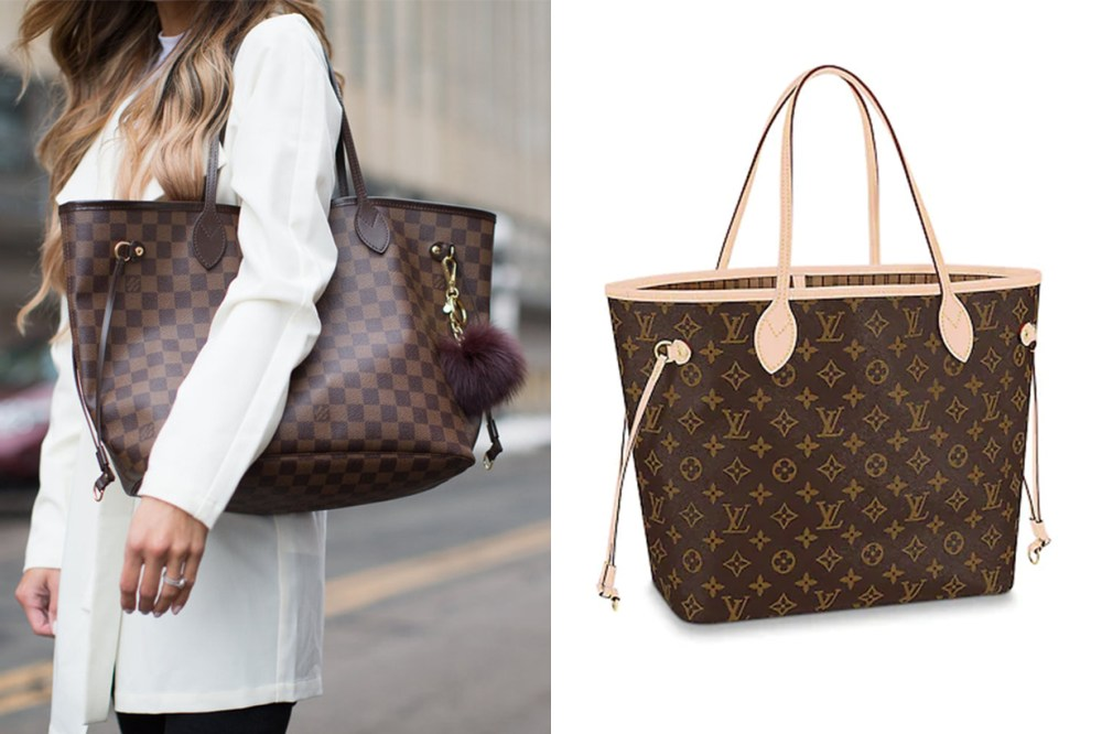Louis Vuitton Neverfull Bag Street Style It Bag