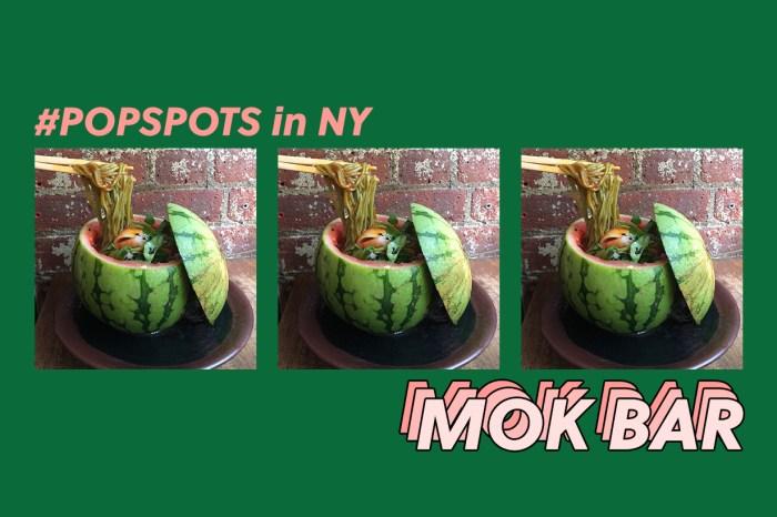 #POPSPOTS in NY:被西瓜冷麵洗版了!紐約現在最火紅的韓國餐館!