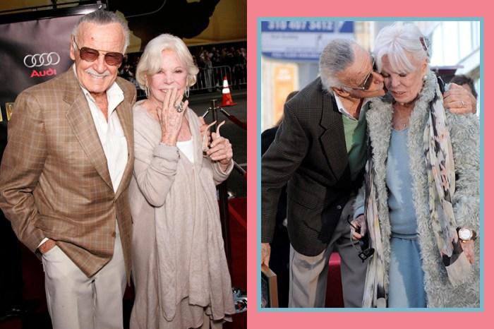 #POPBEE 專題:第一句就是我愛你,Stan Lee 跟妻子 70 年的愛情誇張程度不輸電影!