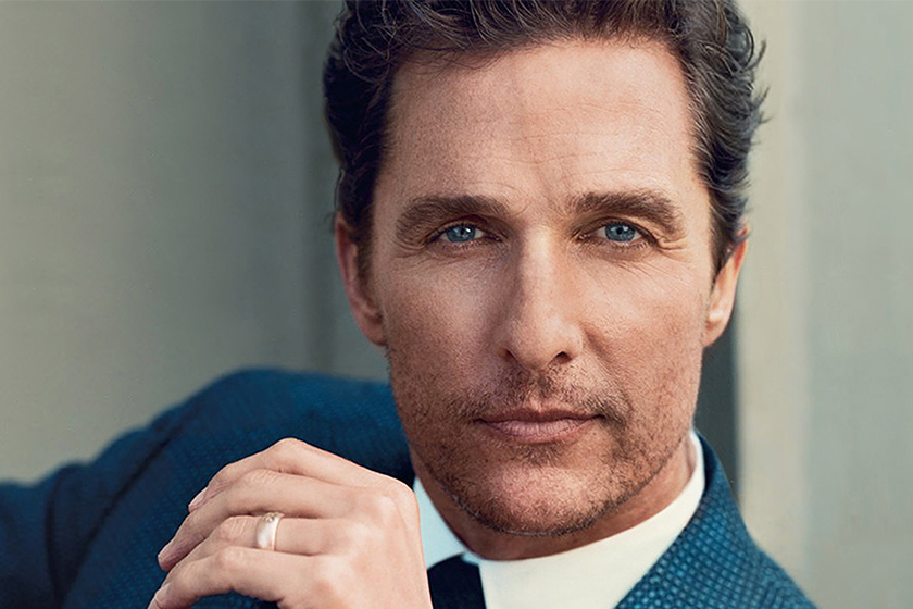 Matthew McConaughey Recalls Titanic Audition with Kate Winslet