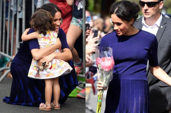 梅根王妃又挑戰皇室尺度?這次更是完全露出長腿的透視裙!