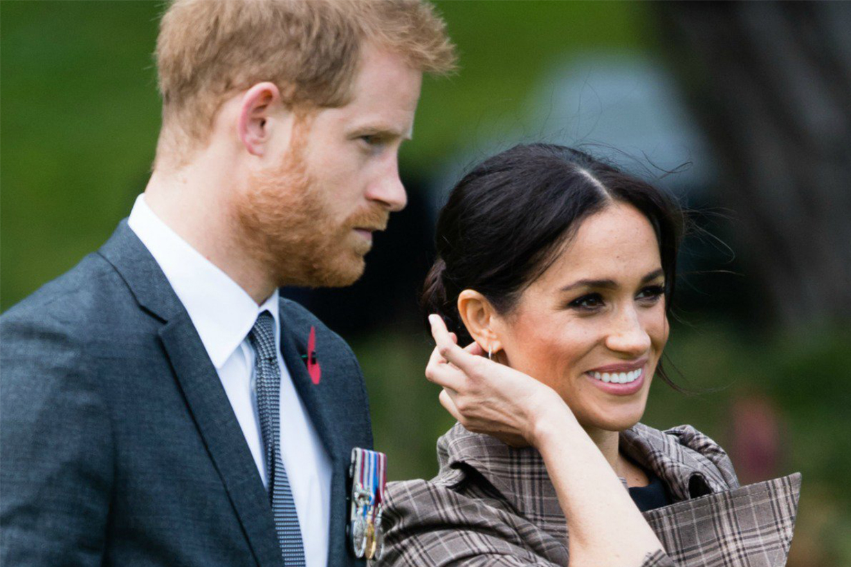 Prince Harry and Meghan Markle's Child Will Probably Not Be a Prince or Princess
