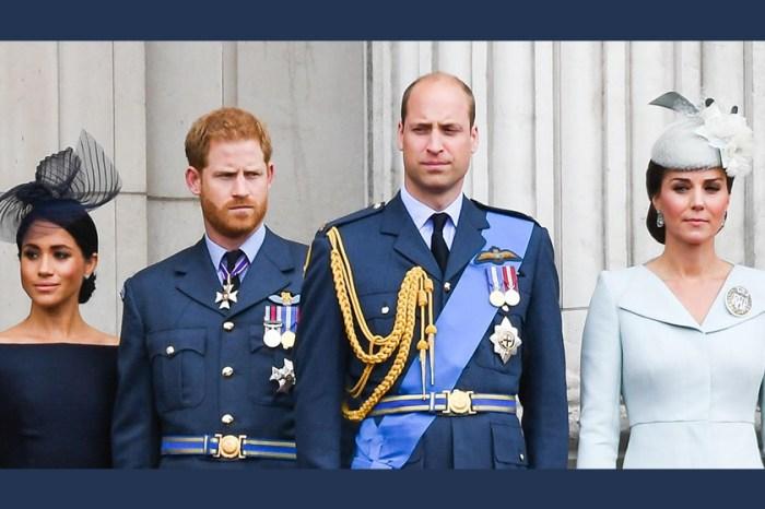 梅根與哈里王子決定搬離肯辛頓宮,竟然與凱特有關?