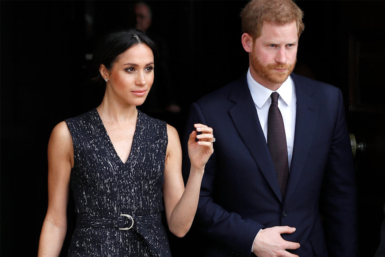 Meghan Markle Needs to Dress
