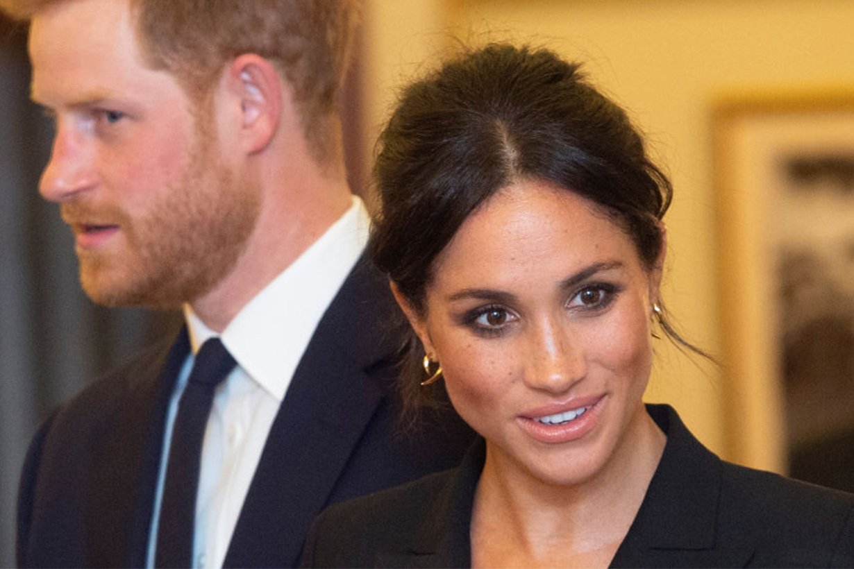 Meghan Markle Allegedly Works So Hard