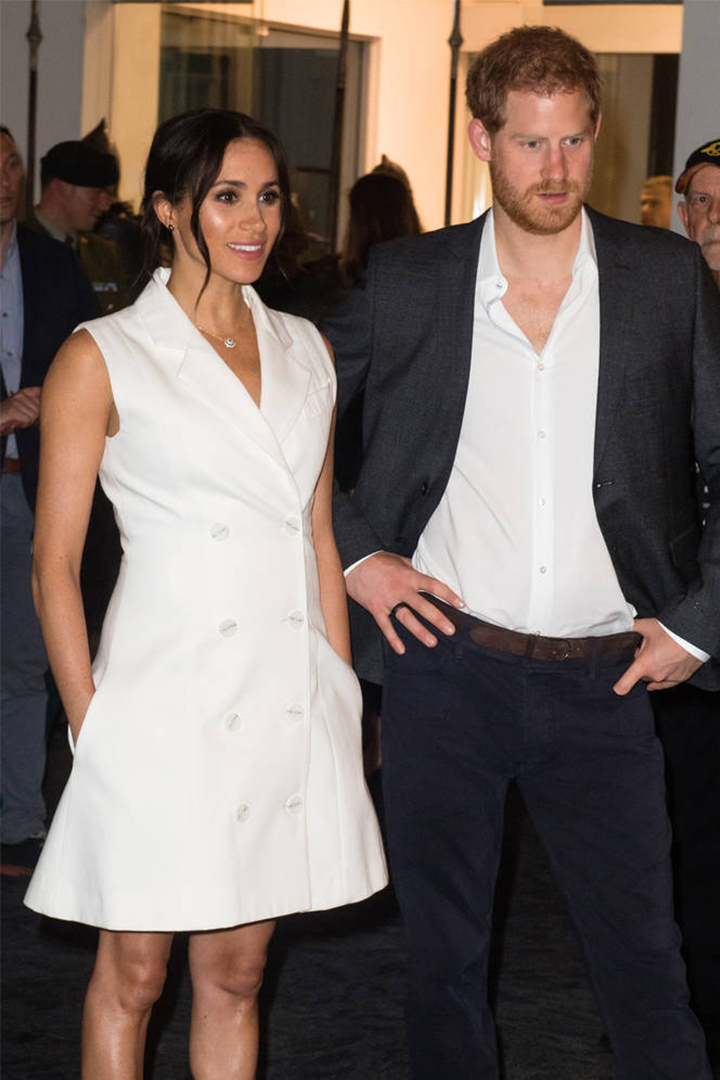 Meghan Markle and Kate Middleton Have a Specific Reason for Wearing Short Maternity Dresses