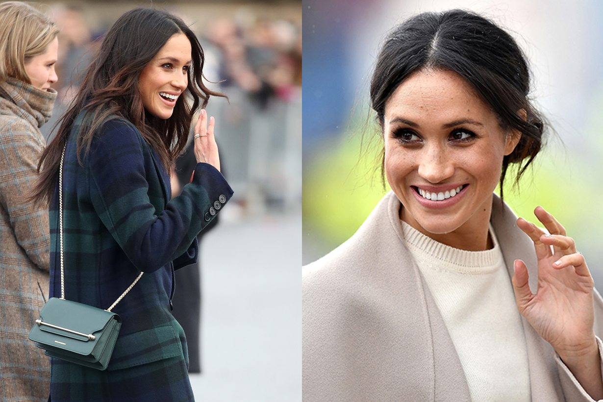 The Duchess of Sussex's favourite sustainable brands